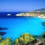 Cala d´Hort en Ibiza