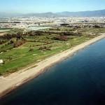 Golf y playa en San Julián, Málaga