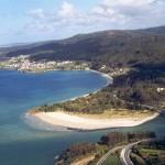 Playa de Arealonga, Galicia