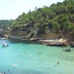 La Playa del Mago en Mallorca