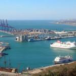 El Puerto de Málaga, embarque de cruceros