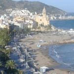 Sitges, destino de playa internacional
